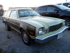 1975 Mercury Bobcat Villager (splattergraphics) Tags: 1975 mercury bobcat villager wagon stationwagon carshow cruisinoceancity oceancitymd