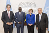 Alice Albright meets with UN Secretary General in New York (Global Partnership for Education - GPE) Tags: unitednations newyork globalpartnershipforeducation gpe education gpeceo alicealbright unsecretarygeneral antonioguterres françoisdelattre fodéseck senegaleseambassador senegal france frenchambassador