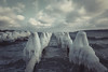 The cold weather continues (A.Dissing) Tags: icicles freezing ice cold weather south water rope a7ii anders a7 amazing adventure art awesome a7m2 artistic abandoned sony sky scape denmark dissing dark day fantastic fun horsens landscape quiet white winter wild exposure explore young unique
