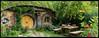 Hobbit Hole (Falcdragon) Tags: sonya7riialpha ilce7rm2 newzealand holidays hobbiton waikato movieset lordoftherings hobbit hole little house lotr