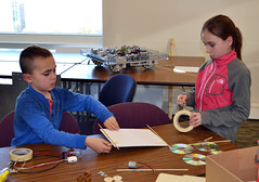 College of DuPage Engineering Club Hosts STEM Learning Event for Homeschoolers 2018 34 (COD Newsroom) Tags: collegeofduipage cod engineering engineeringclub homeschool stem science technology math campus glenellyn illinois il berginstructionalcenter college communitycollege education highereducation biotechnology chemicalengineering computerscience robotics computer dupage dupagecounty