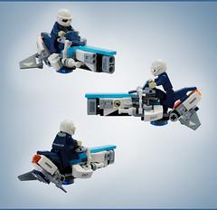LSB2018 - Unit 267: angles (Faber Mandragore) Tags: lego moc speeder district18 district 18 enforce lsb faber mandragore fabermandragore