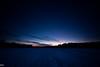 Sunset at Heart Pond (MikeWeinhold) Tags: chelmsford heartpond sunset longexposure gdfilter ndfilter leefilters 6d 1740mm snow footprints