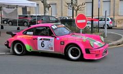 #06 Porsche 930 TURBO - 02 (kinsarvik) Tags: castillonlabataille gironde bordeauxaquitaineclassic rallye rally
