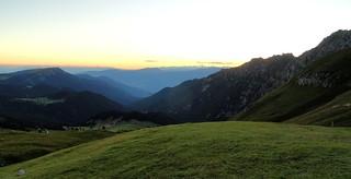 Massif des Dolomites (Trentin-Haut-Adige, Sud Tyrol, Italie)