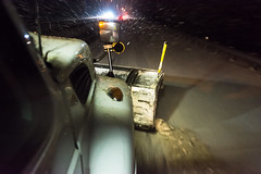 @20180112-D5 PlowingUS33-33 (OhioDOT) Tags: district5 odot plow ridealong route33 salt six snow storm plowing truck