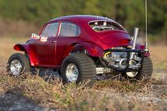 _MG_5753 (KJHillbery) Tags: sand scorcher trail finder 2 toyota vw volkswagen baja bug tamiya rc4wd