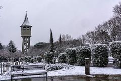 6299  Sabadell, Catalunya (Fèlix González) Tags: sabadell catalunya catalonia nevada vallésoccidental