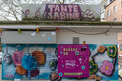 Tante Sabine to go Automat