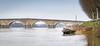 Pont de Gien (ea_photographie) Tags: canon 5dmarkiv ef100mm 2018 crue loire nature pont bridge gien centrevaldeloire france fr