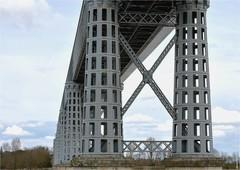 CV 270 (cadayf) Tags: 33 gironde ouvrage pont bridge acier eiffel