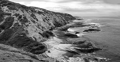 Montaña de Oro State Park II _ bw (Joe Josephs: 3,166,284 views - thank you) Tags: california californiacoast californialandscape pacificcoasthighway pacificocean shoreline travel travelphotography westcoast naturalworld nature naturephotography peaceful quiet tranquil montaã±adeorostatepark lososos panorama panoramic coastline bw monochrome blackandwhite blackandwhitephotography montañadeorostatepark