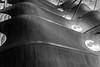 Watching the waves (michael_hamburg69) Tags: madrid comunidaddemadrid spanien es spain españa espagne flughafen airport madridbarajas adolfosuárezaeropuerto adolfo suárez mad terminal architecture architektur wood wooden ceiling holzdecke design terminal4