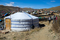 42059-012: Energy Conservation and Emissions Reduction from Poor Household in Mongolia (Asian Development Bank) Tags: mongolia mng ulaanbaatar 42059 42059012 ger yurt tent homes houses rural province nomadic housing outdoor
