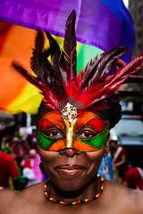 20150628-_DSC6388-2 (bigbuddy1988) Tags: people portrait photography nikon d610 urban manhattan city art digital color woman parade festival nyc newyork flash strobe sb600 new flickrcarnival