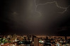 Lightning #5 - Bauru/SP (Enio Godoy - www.picturecumlux.com.br) Tags: niksoftware longexposure nikon d300s nikond300s brazil lightning sky baurusp viveza2412141351276215