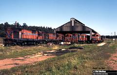 J621 N1878 N1876 G G X Collie Loco (RailWA) Tags: railwa philmelling westrail joemoir n1878 n1876 g x collie loco