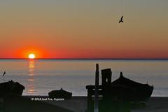 Amanecer del 21-02-2018 (José Francisco_(Fuen446)) Tags: amanecer sunrise sol sun playa beach fuengirola málaga andalucía mar sea