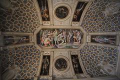Camera degli Imperatori (obiuan01) Tags: palazzo te mantova soffitto