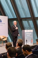 #TIPSapp Launch Event - February 6th, 2018 (European Central Bank) Tags: 2018 ecb europeancentralbank pressroom tips
