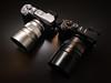 The twins (Vincent F Tsai) Tags: camera gear cameraporn lens body panasonic olympus microfourthirds mirrorless leicadgnocticron425mmf12 lumixgx8 olympusmzuiko75mmf18 lumixg14mmf25