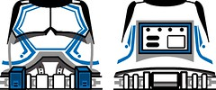 Lego Clone Hardcase Decals (Gabriel Fett) Tags: lego clone wars star decals waterslide 501st photo png dogma fives cassus 187th purple blue aniamtion water slide