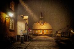 Vinter i Ebeltoft (tagois) Tags: ebeltoft midtjylland jutland jylland danmark denmark snow sne winter vinter nationalparkmolsbjerge