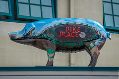 Pike Place Market (Mike L Washington) Tags: pikeplace seattle