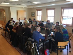 CUR CBC  Working Lunch Jan 2018