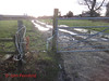 DSC05824 Tanners 40 - 2018 01 17 - Stile, Metal Gate & Mud (John PP) Tags: ldwa tanners tannersmarathon winter 40 miles long distance walkers association january 2018 solo hike johnpp