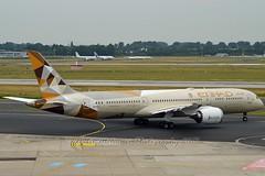 Etihad Airways A6-BLJ Boeing 787-9 Dreamliner cn/39657-486 @ EDDL / DUS 17-06-2017 (Nabil Molinari Photography) Tags: etihad airways a6blj boeing 7879 dreamliner cn39657486 eddl dus 17062017