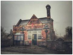 Water Orton railway station - UK (hussey411) Tags: station building photographer photography photo iphone7plus iphonephotography iphone railwaystation waterorton birmingham uk