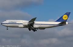 D-ABYT - 2015 build Boeing B747-830, Lufthansa Retrojet inbound to Frankfurt (egcc) Tags: 1513 37844 b747 b7478 b747800 b747830 boeing dabyt dlh eddf fra frankfurt lh lightroom lufthansa main retro retrojet rheinmain staralliance