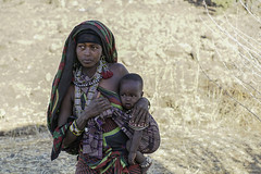 Woman of the Afar tribe - Dancalia - Etiopia (M-Gianca) Tags: woman afar tribu sony a77ii carlzeiss tribe