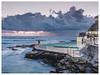 Bronte Pool (mezuni) Tags: australia breakofday bronte dawn daybreak morning newsouthwales nsw oceania sunrise sunup
