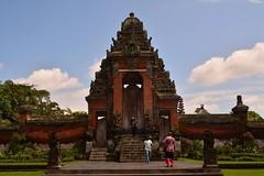 Pura Taman Ayun (issathelakwatsera) Tags: religion d5200 nikon travel indonesia bali hindu sky architecture temple