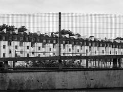Jailed -The End (franleru1) Tags: francoiselerusse london londres omdem5 olympus architecture blackandwhite monochrome noiretblanc photoderue streetphotography urbain urban urbanlandscape urbandisaster urbanism urbanisme