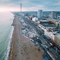 brighton aerial (viclee12) Tags: aerial brighton sea dji mavic drone cityscape coast brach uk