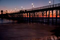 2017 Oceanside Pier Sunset 4 (DrLensCap) Tags: oceanside pier sunset california ca pacific ocean robert kramer