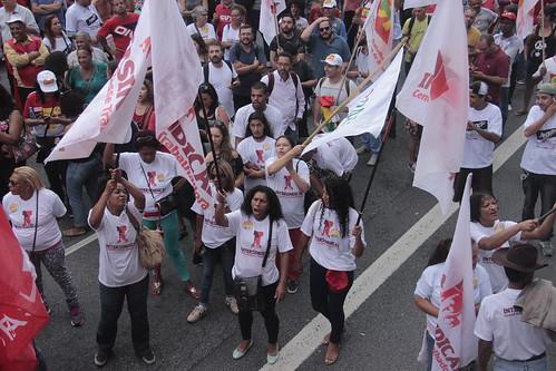 Dia Nacional de Lutas Contra a Reforma da Previdência