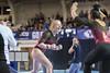 DU Gymnastics - Claire Kern (brittanyevansphoto) Tags: collegegymnastics ncaagymnastics denvergymnastics celebration highfive