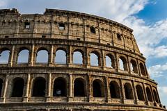Roma (Jim Nix / Nomadic Pursuits) Tags: europe italy jimnix lightroom luminar2018 macphun nomadicpursuits rome sony sonya7ii thecolosseum architecture landmark travel