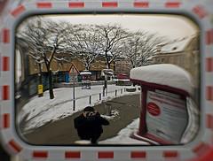 Winter selfie (Matjaž Skrinar) Tags: lensbabyscout sweet35optic 100v10f 250v10f
