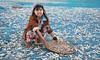 Ngapali Beach (Rolandito.) Tags: asia asien southeast south east myanmar burma birma birmanie birmania ngapali beach girl portrait