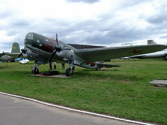 """Ilyushin DB-3 4 • <a style=""""font-size:0.8em;"""" href=""""http://www.flickr.com/photos/81723459@N04/25646332637/"""" target=""""_blank"""">View on Flickr</a>"""