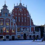 Frost in Riga