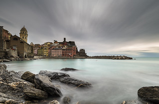 Lunghe attese a Vernazza