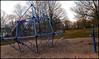 Böninger Park Duisburg 17.01.2018 (FotoTrenz NRW) Tags: böningerpark playground climbing trees park blue grey cold winter january duisburg nrw ruhrgebiet ruhrpott