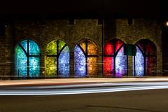 IMG_2195 (nighteyeswol) Tags: lightplay light urban 50mm street cars trails