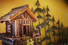 Birdhouse Decoration Our current mantlepiece decoration. #home #house #decor #birdhouse #mantle #decoration #design #interior #rustic (dewelch) Tags: ifttt instagram birdhouse decoration our current mantlepiece home house decor mantle design interior rustic